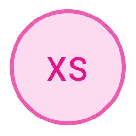 XS méretű női új ruha