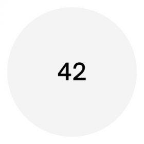 42-es méretű női szandál