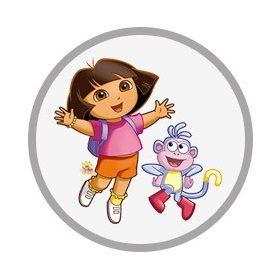 Dora a felfedező pizsama és köntös