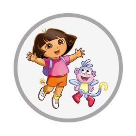 Dora a felfedező cipő