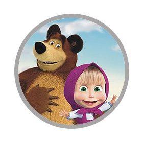 Mása és a medve nadrág, rövidnadrág