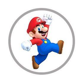 Super Mario nadrág, rövidnadrág