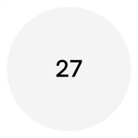 27-es méretű lány zárt cipő