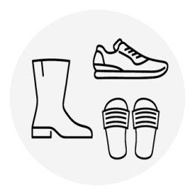 Női cipő típus szerint