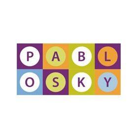 Pablosky lány gyerekcipő