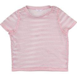 Rózsaszín lyukacsos felső (158)