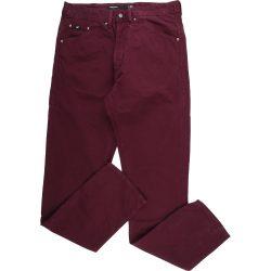 Bordó férfi nadrág (28R)