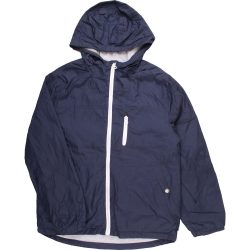 Sötétkék férfi kabát (31-32 IN)