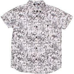 Feketemintás ing (116)