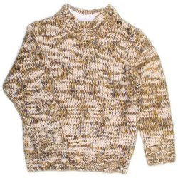Zöldmintás pulóver (98)