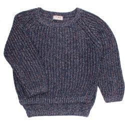 Színescsillogó pulóver (110)
