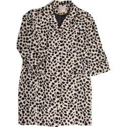 Feketemintás kabát (164)