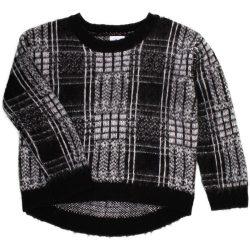 FFkockás pulóver (122)