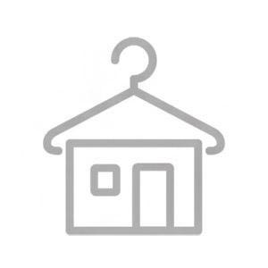 Rózsaszín szőrös pulóver (86 92)