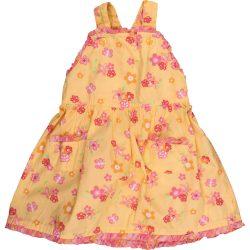 Virágos sárga ruha (68)
