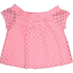 Pink csipkefelső (140)
