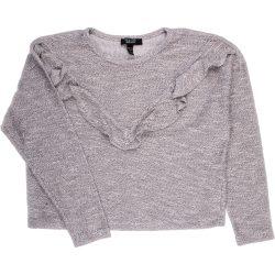 Melírozott pulóver (158)