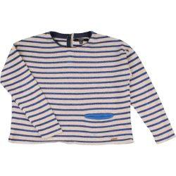 Csíkos pulóver (122)