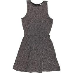 Ezüst-fekete ruha (140-146)