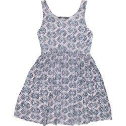 Szürke-puncsmintás ruha (140)