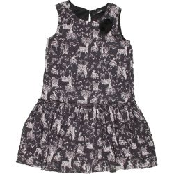 Állatos sifon ruha (134)