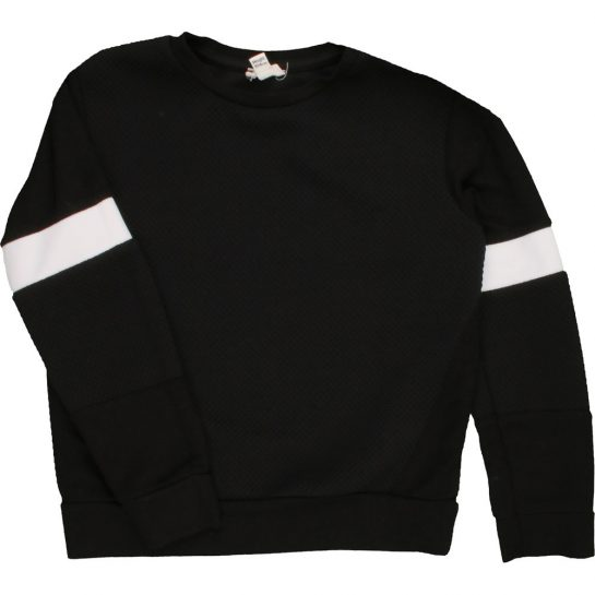 Fekete pulóver (104)