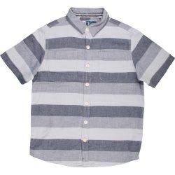 Csíkos szürke ing (128)