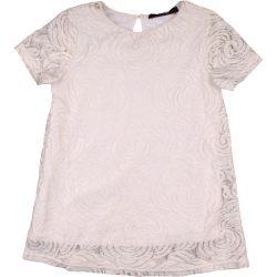 Törtfehér hímzett ruha (110)