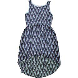 Mintás sifon ruha (140)