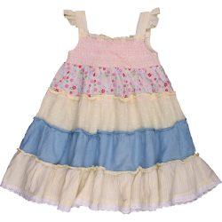 Hímzett-csíkos ruha (74)