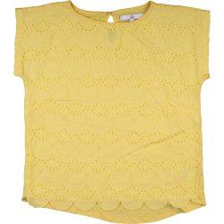 Madeirás sárga felső (140)
