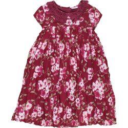 Virágos sifon ruha (116)