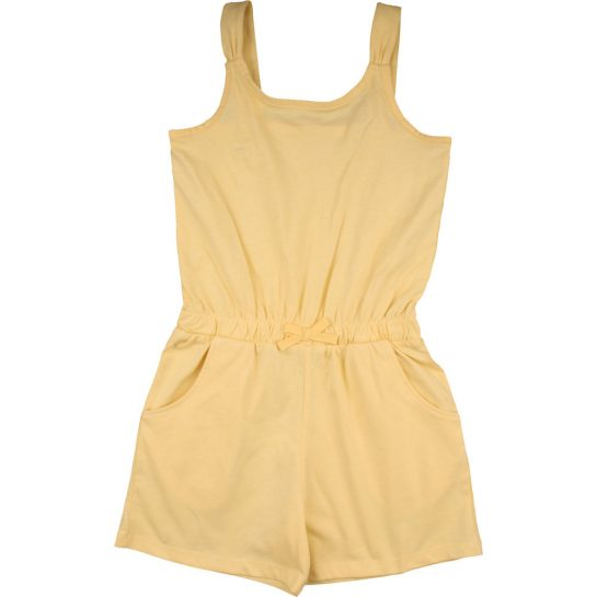 Sárga playsuit (116)