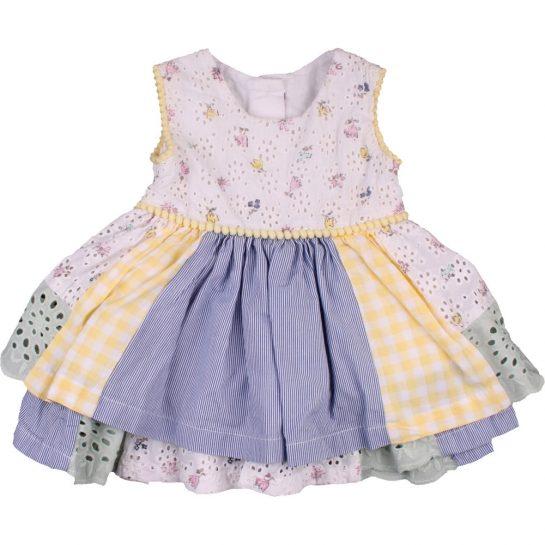 Madeirás-mintás ruha (62)