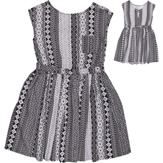 FF mintás ruha (146)