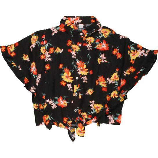Virágos blúz (128)