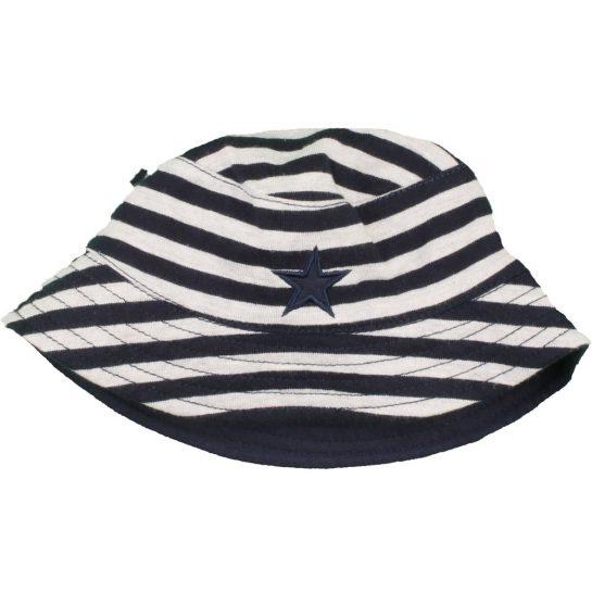 Csíkos kalap (0-6 hó)