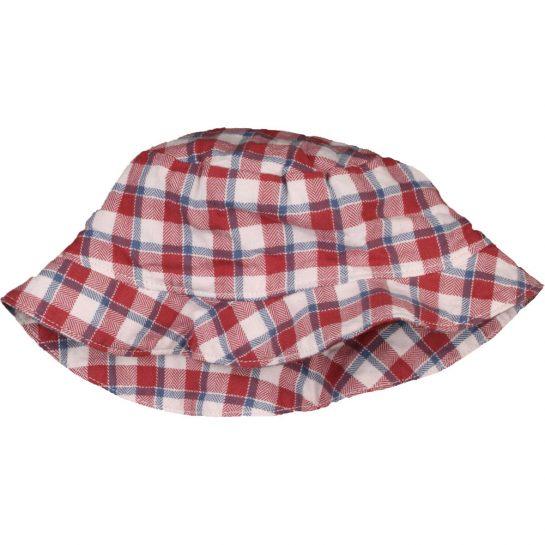 Barnakockás kalap (0-6 hó)