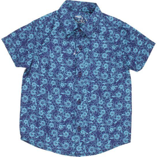 Kékvirágos ing (98)