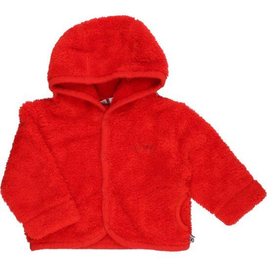 Narancs polár kabátka (62)