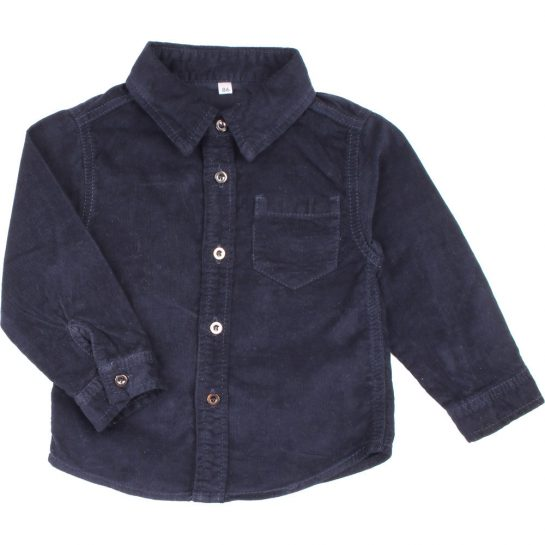 Kék kord ing (86)