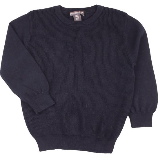 Sötétkék pulóver (98)