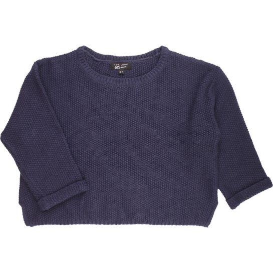 Kék pulóver (140-146)