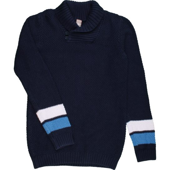 Kék pulóver (146)