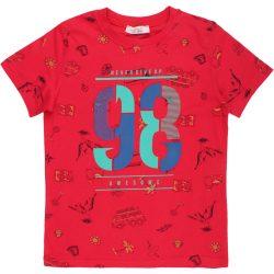 98-as piros póló