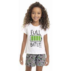 Battery lány pizsama