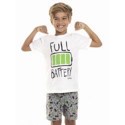 Battery fiú pizsama