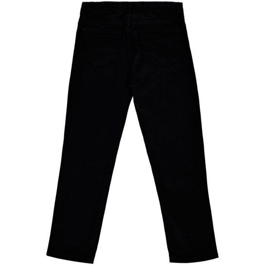 Fekete puha nadrág