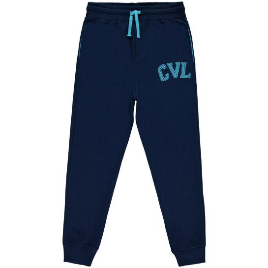 CVL sötétkék melegítőnadrág