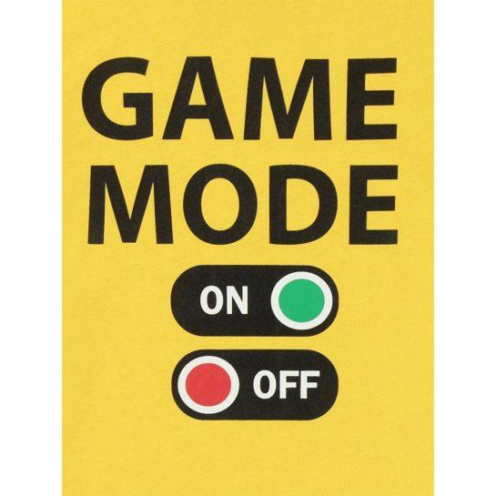 Game sárga felső